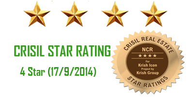 CRISIL STAR RATING ON KRISH ICON PROJECT