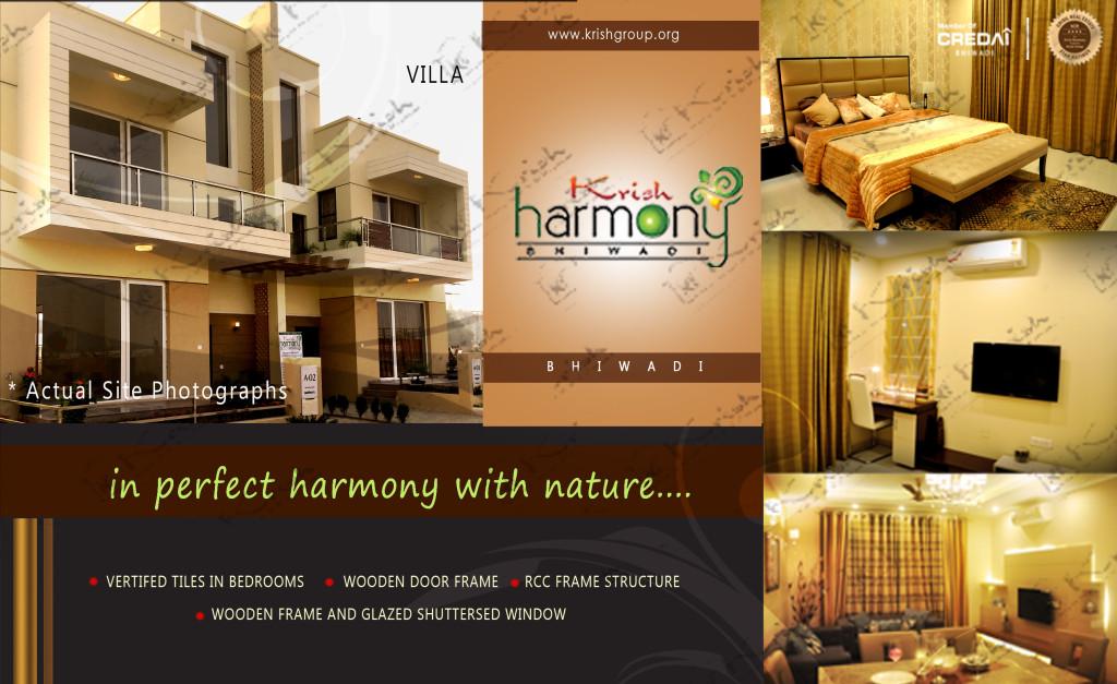Krish Harmony - Villas In Bhiwadi