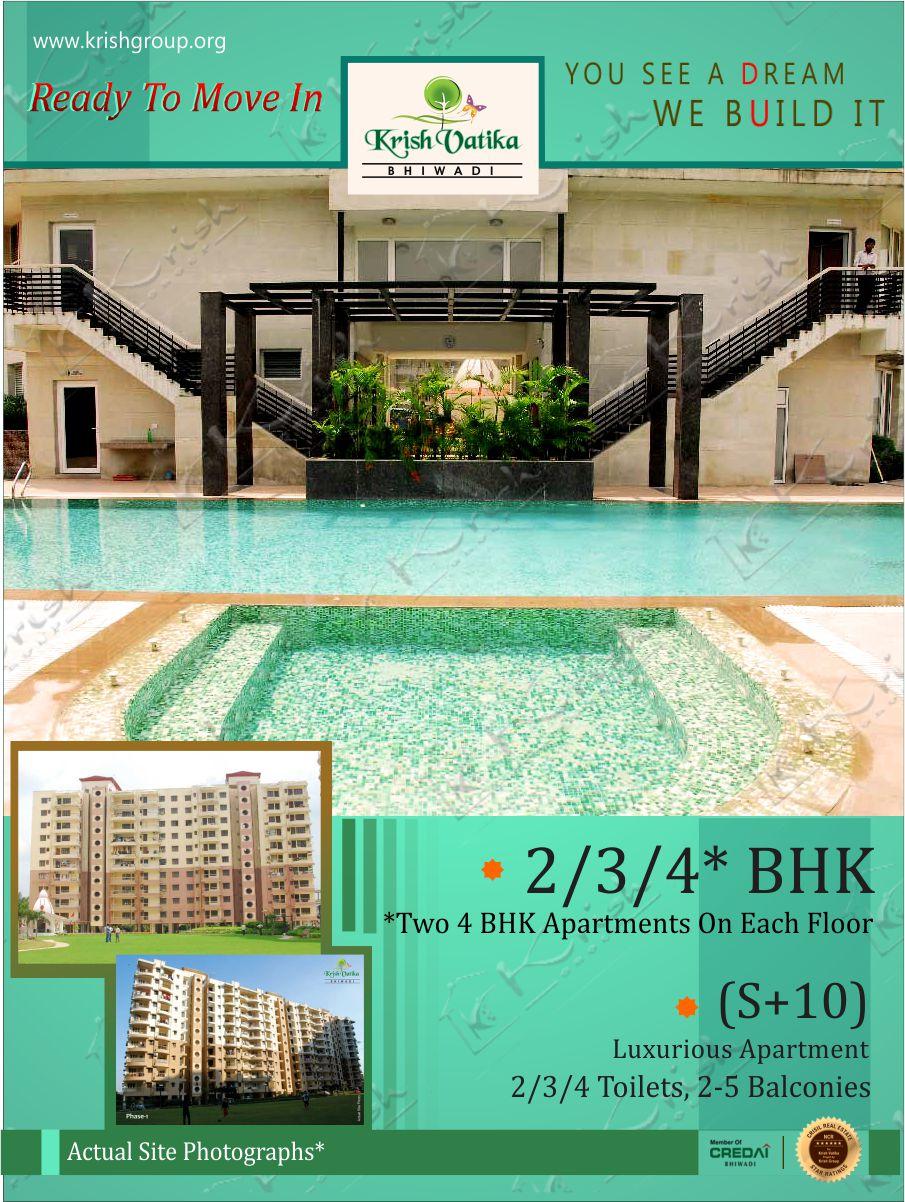 Apartment in Bhiwadi