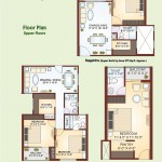 Floor Plans Upper Floors - Krish Mall