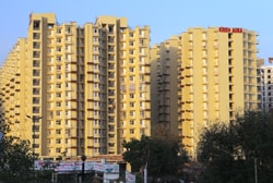 Krish Aura (G+13) – 1/2/3 BHK Multistory Apartments / Flats / Properties