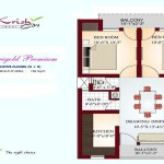 FloorPlan - Marigold Premium - Krish City - I