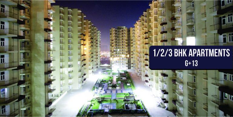 Krish Aura (G+13) – Multistory Residential Flats in Bhiwadi