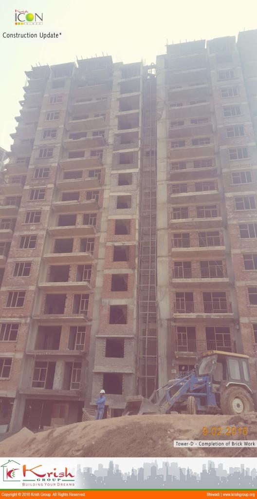 Krish Icon G 14 Multistory Apartment Krish Group