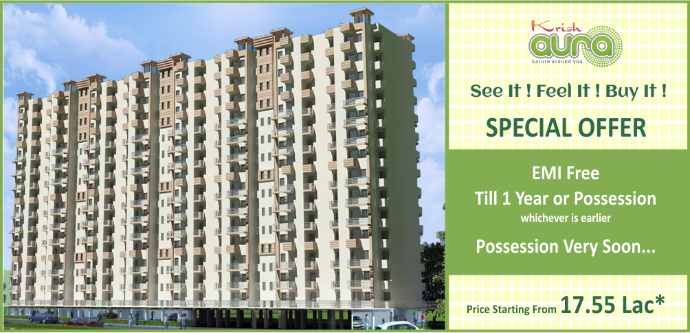 Krish Aura Properties in Bhiwadi