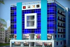 Krish Square (G+5) – Shops & Offices