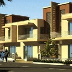 Elevation Image Villas - krish Harmony