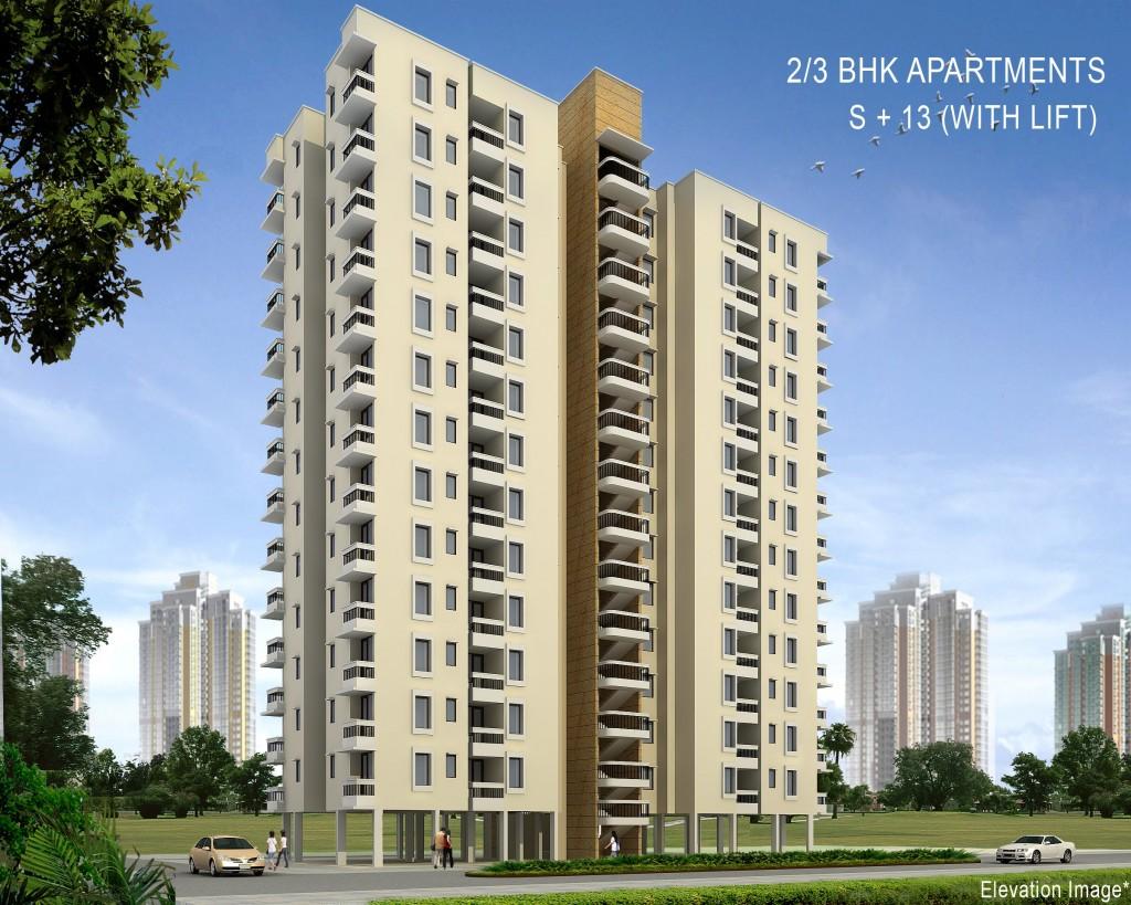 Krish City Ii G 4 S 13 Builder Floors Amp Multistorey