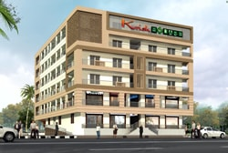 Krish Square (G+5) – Shops & Offices