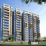 Elevation Image- Krish Seasons-Group Housing