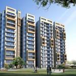 Elevation Image- Krish Seasons-Group Housing