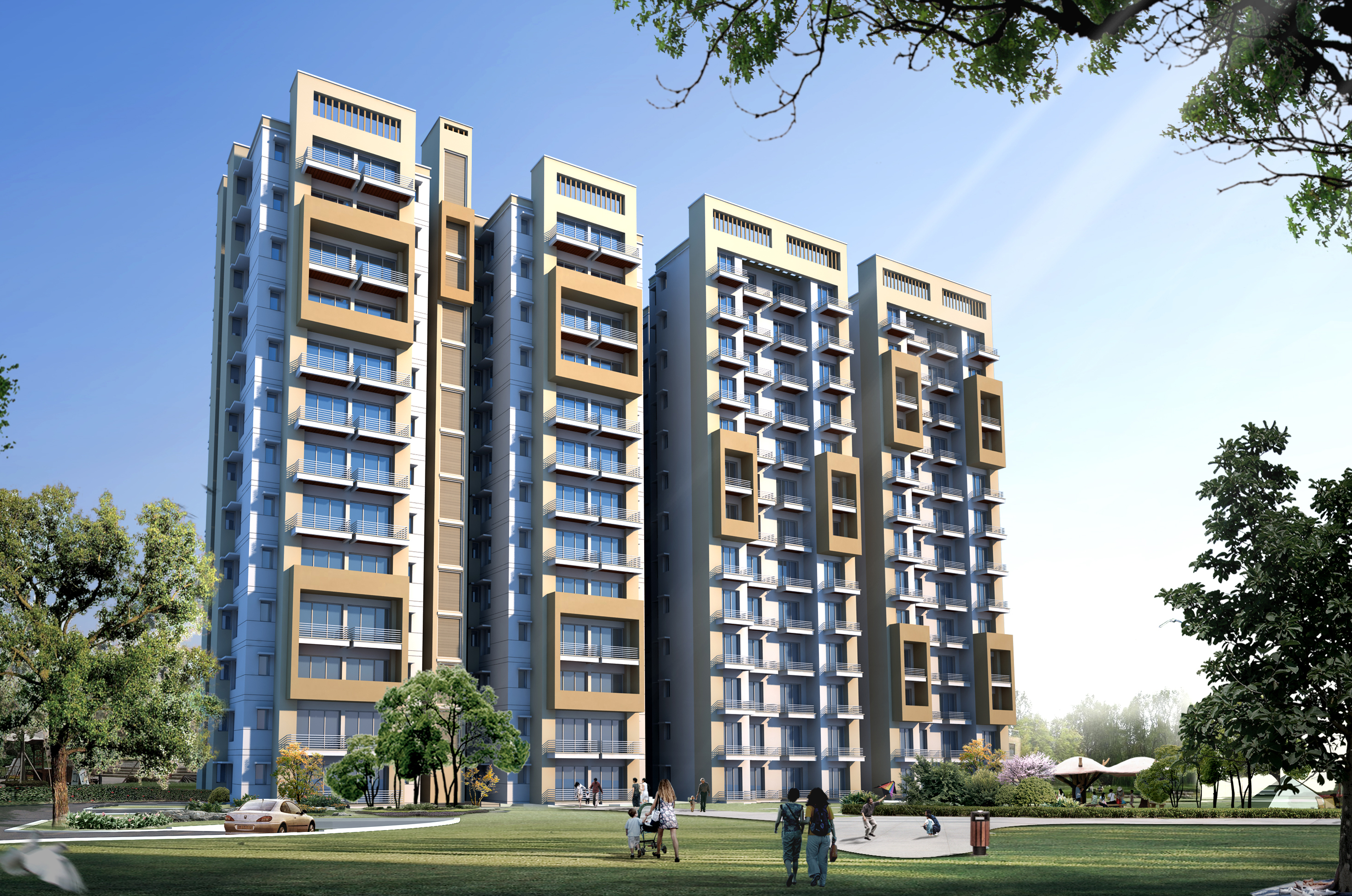 elevation image krish seasons group housing krish group elevation image krish seasons group housing