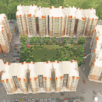 Elevation Image - Krish Vatika - 1,Vatika-2