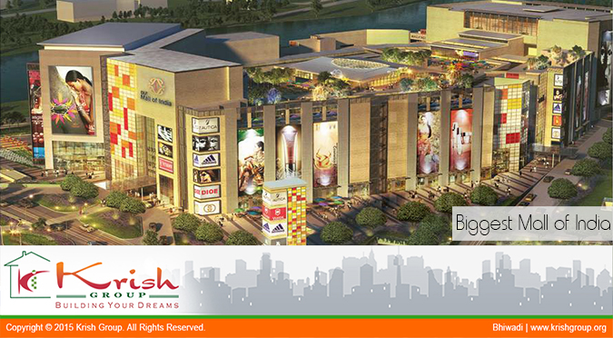 Biggest Mall Of India Is Now Here In New Delhi Ncr Krish
