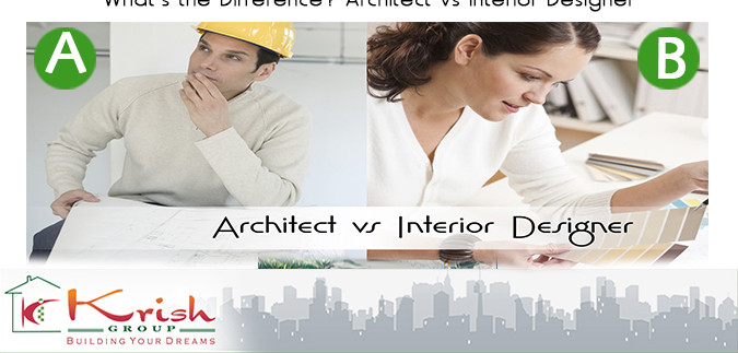 An Architect and An Interior Designer