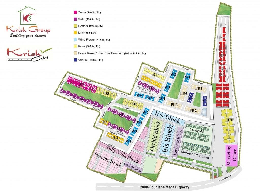 Site-Plan-Krish-City-I-II-min-1024x753-min