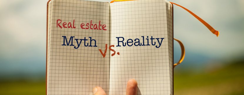 Myths V/s Reality In Real Estate