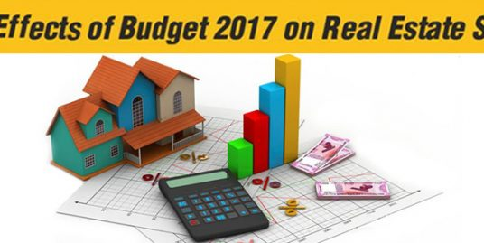 Budget 2017 And Its Effects On Real Estate