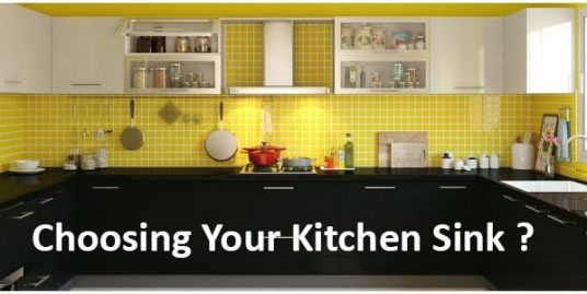 Choosing Your Kitchen Sink