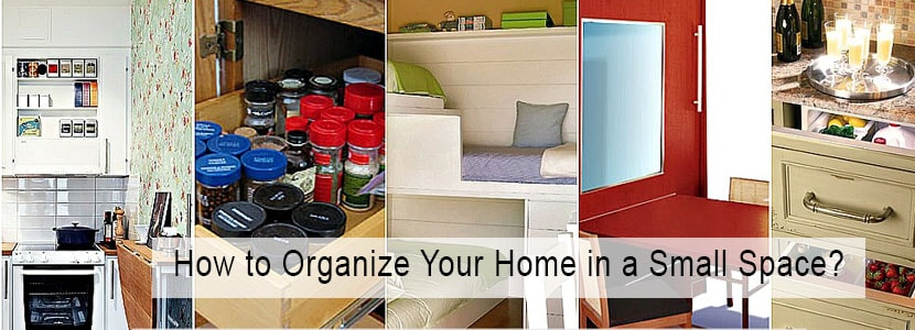 How to organize your home in a small space krish group property in bhiwadi flats in - Organize small space property ...